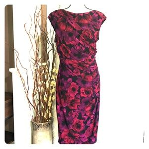 American Living Sleeveless Floral Dress Size 12